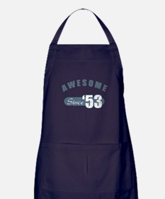 Awesome Since 1953 Apron (dark)