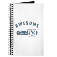 Awesome Since 1953 Journal