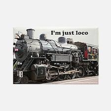 I'm just loco: steam train engine, Arizona, USA 2