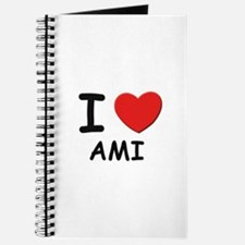 I love Ami Journal