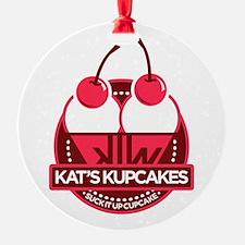 Kat's Kupcakes Ornament