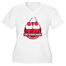 Kat's Kupcakes Plus Size T-Shirt