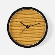Wheres My Honey Wall Clock