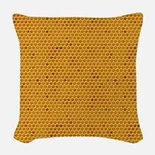 Wheres My Honey Woven Throw Pillow