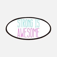 Strong is Awesome Patches
