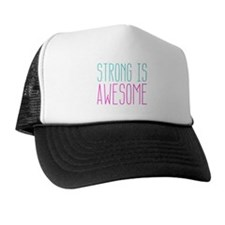 Strong is Awesome Trucker Hat