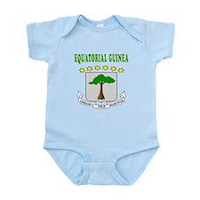 Equatorial Guinea Coat Of Arms Designs Infant Body