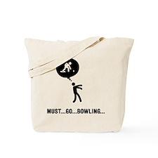 Lawn Bowl Tote Bag