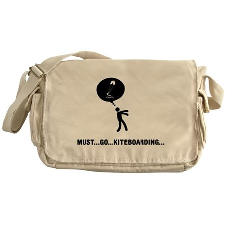 Kiteboarding Messenger Bag