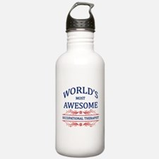 World's Most Awesome ICU Nurse Water Bottle