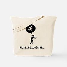 Jogging Tote Bag