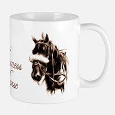 Harness Horses Mug