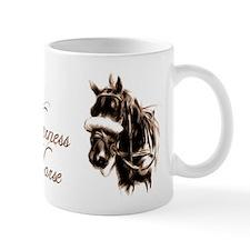 Harness Horses Small Mug