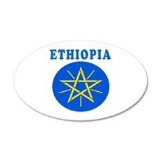 Ethiopia Coat Of Arms Designs Wall Decal
