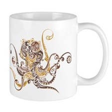 Fancy Octopus Mug