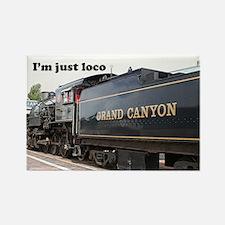 I'm just loco: steam train engine, Arizona, USA 3