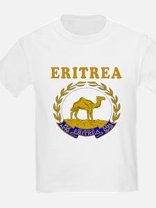 Eritrea Coat Of Arms Designs T-Shirt