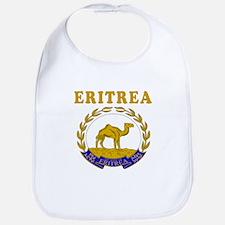 Eritrea Coat Of Arms Designs Bib