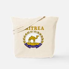 Eritrea Coat Of Arms Designs Tote Bag