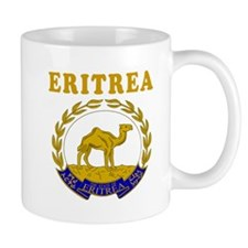 Eritrea Coat Of Arms Designs Mug