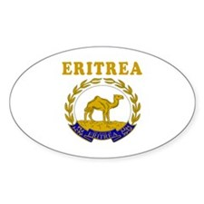 Eritrea Coat Of Arms Designs Decal