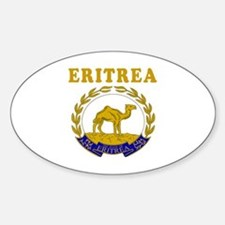 Eritrea Coat Of Arms Designs Decal