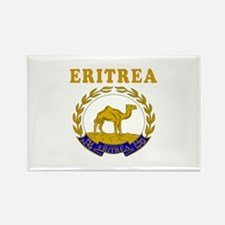 Eritrea Coat Of Arms Designs Rectangle Magnet