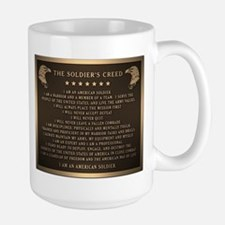 Soldiers creed Mug
