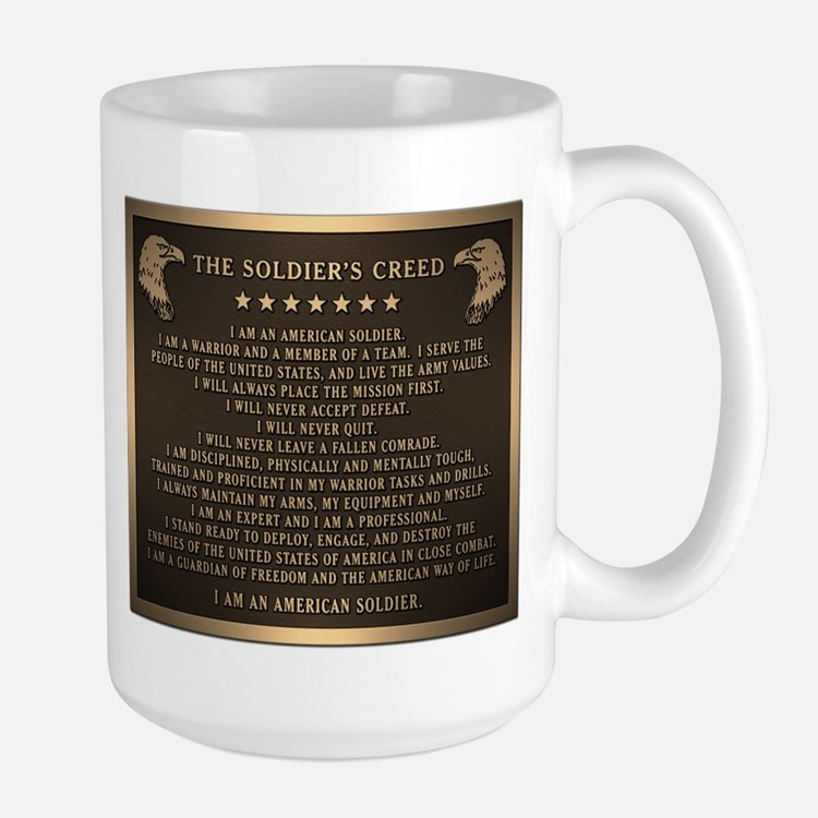 Soldiers creed Mug