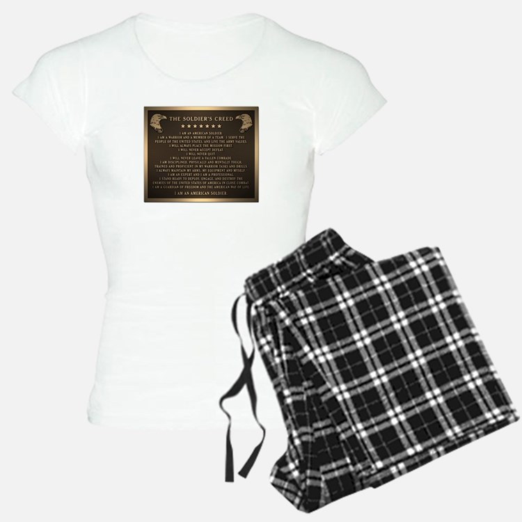 Soldiers creed Pajamas