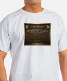 Soldiers creed T-Shirt