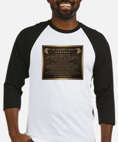 Soldiers creed Baseball Jersey
