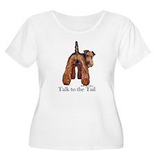 Welsh Terrier Talk T-Shirt