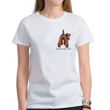Welsh Terrier Talk Tee