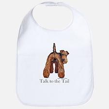 Welsh Terrier Talk Bib