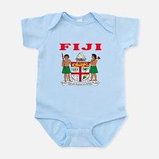 Fiji Coat Of Arms Designs Infant Bodysuit