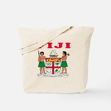 Fiji Coat Of Arms Designs Tote Bag