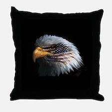eagle3d.png Throw Pillow