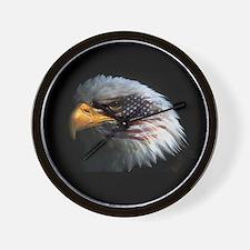 eagle3d.png Wall Clock