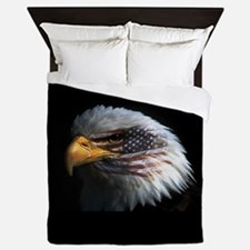 eagle3d.png Queen Duvet