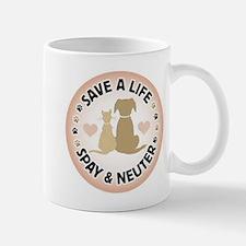 Save A Life Spay & Neuter Mug
