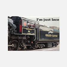I'm just loco: steam train engine, Arizona, USA 4