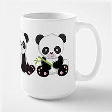 Cute Pandas Mug