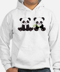 Cute Pandas Jumper Hoody