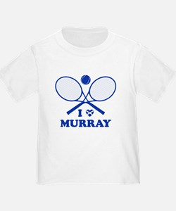 Love Murray Natural T-Shirt