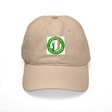 Erin Go Bragh Retro Irish Baseball Baseball Cap