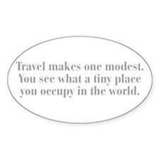 travel-makes-one-modest-bod-gray Decal