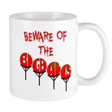 Beware the big balls Mug