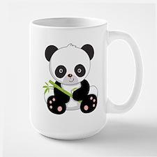 Panda With Bamboo Mug