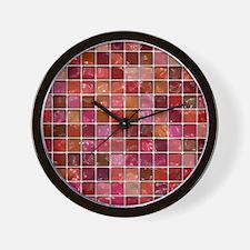 Got Lipstick? Wall Clock